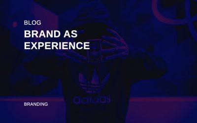 Brand as Experience